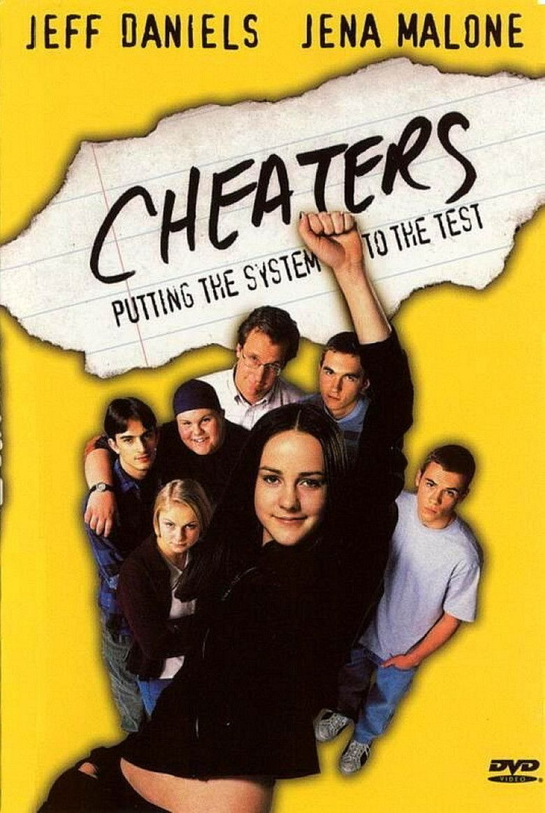 Cheaters (film) movie poster