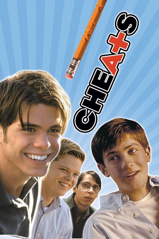 Cheats (film) movie poster