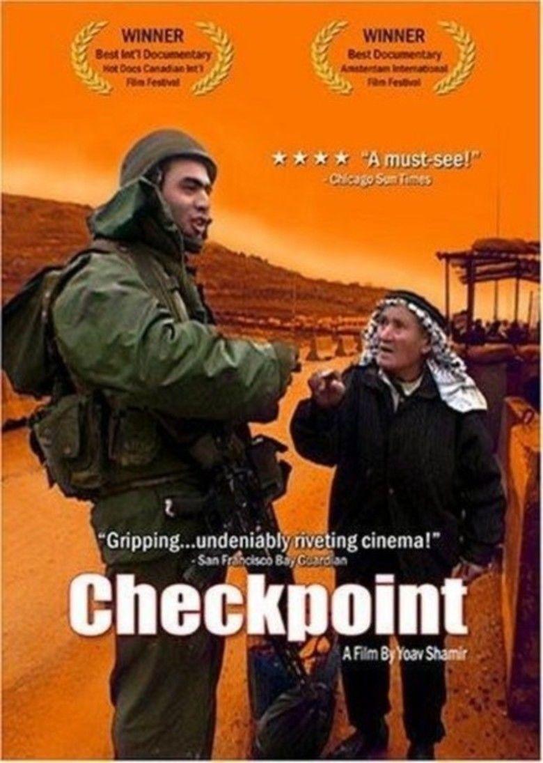 Checkpoint (2003 film) movie poster