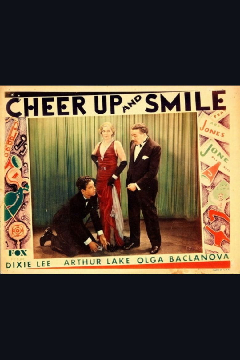 Cheer Up and Smile movie poster