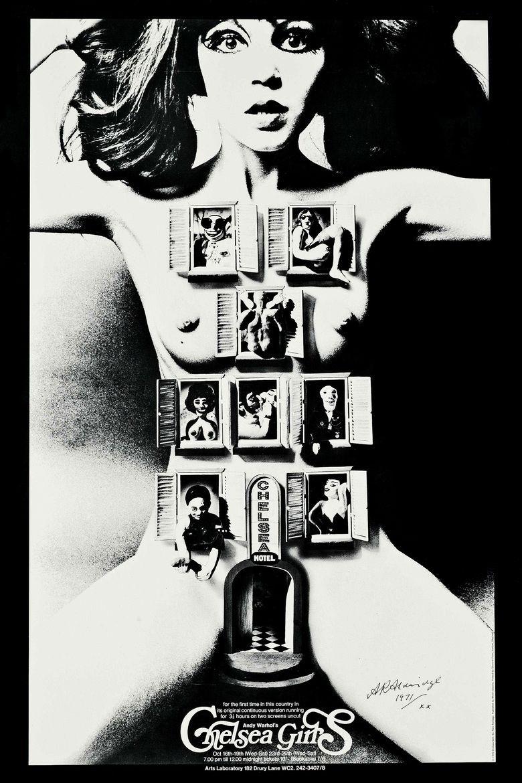 Chelsea Girls movie poster