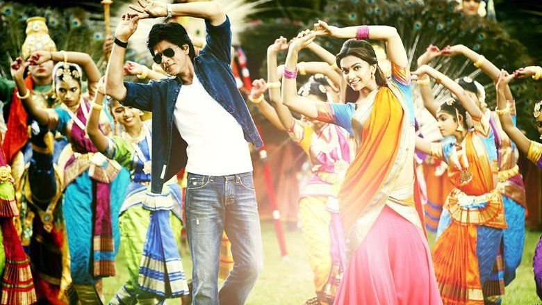 Chennai Express movie scenes