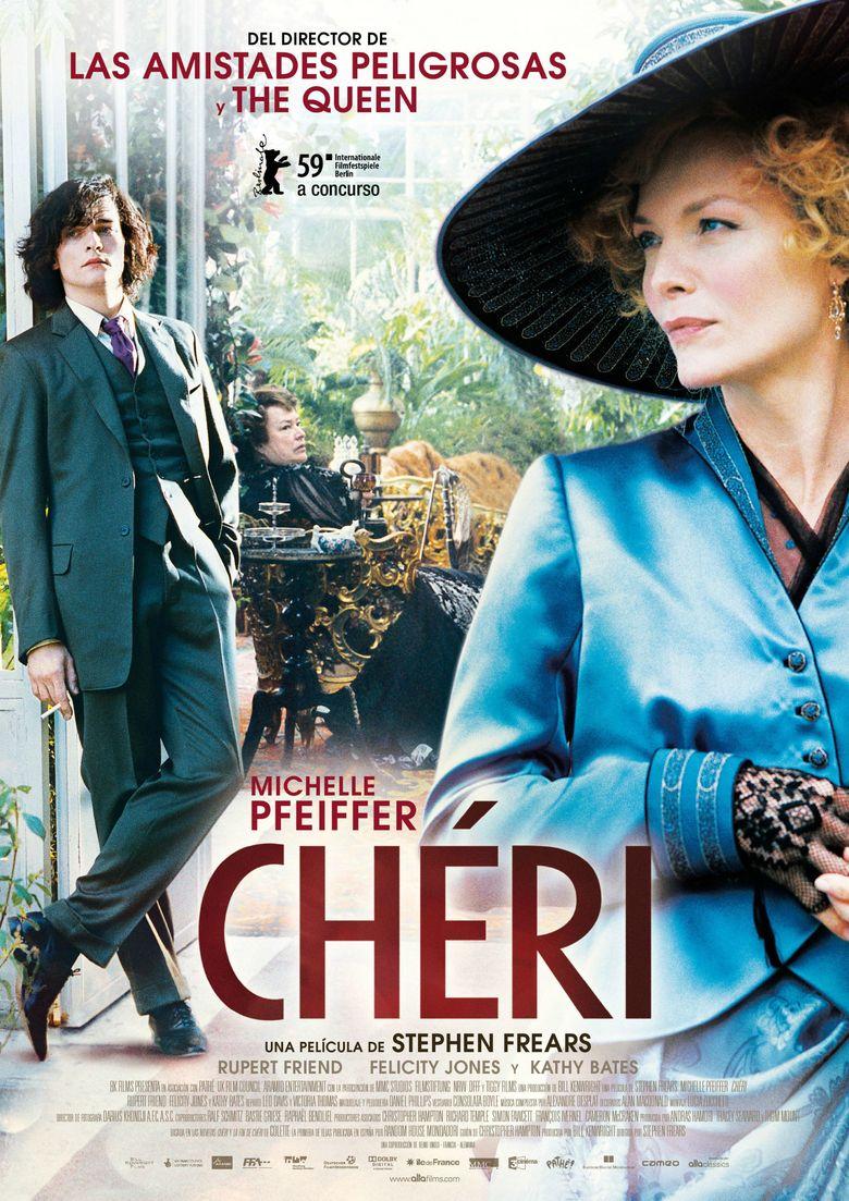 Cheri (film) movie poster