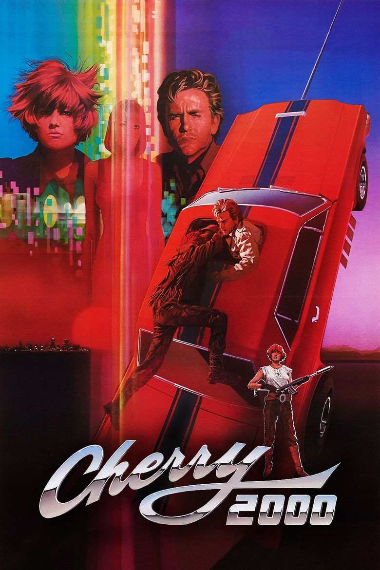 Cherry 2000 movie poster