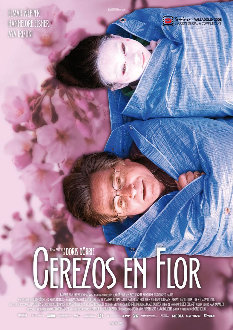 Cherry Blossoms (film) movie poster