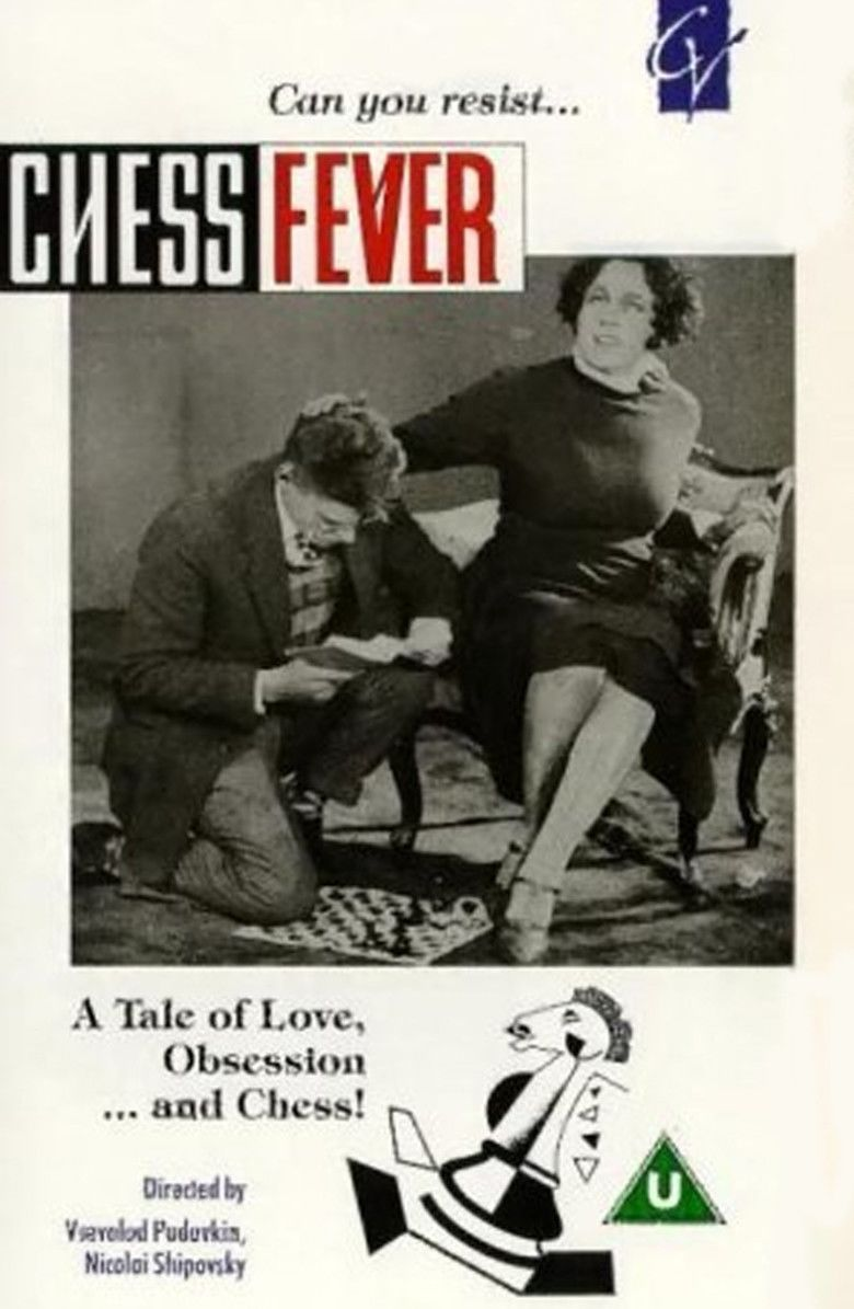 Chess Fever movie poster