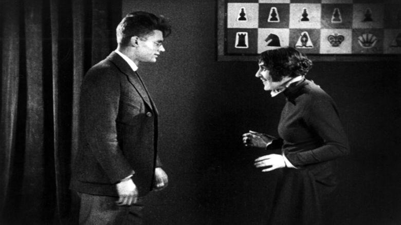 Chess Fever movie scenes