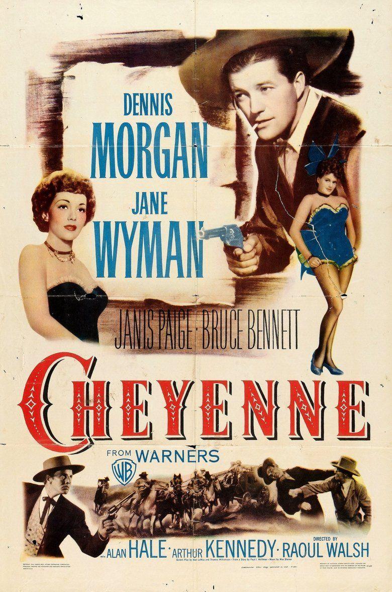 Cheyenne (film) movie poster