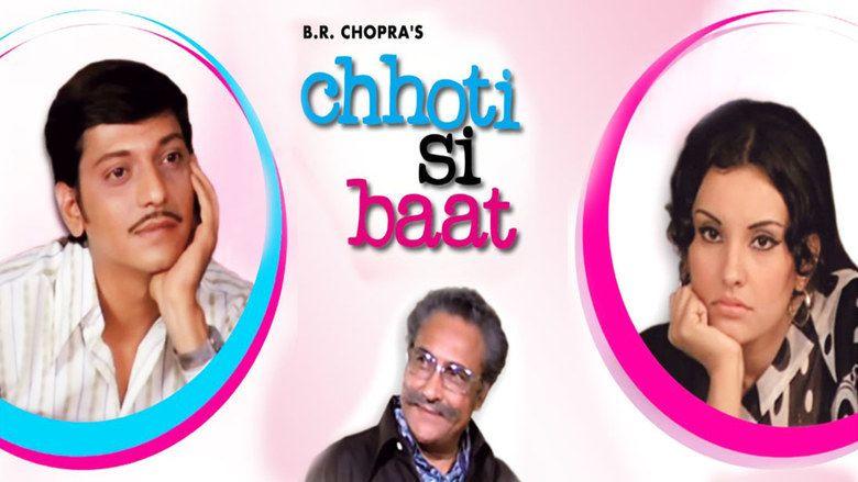 Chhoti Si Baat movie scenes