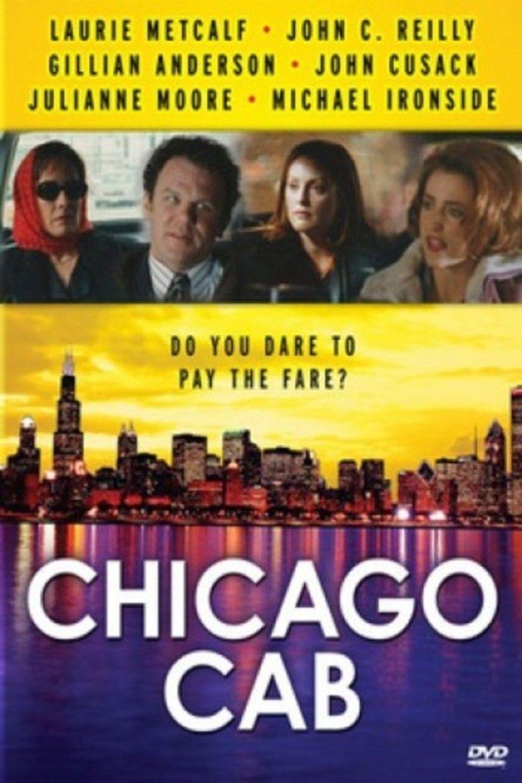 Chicago Cab movie poster