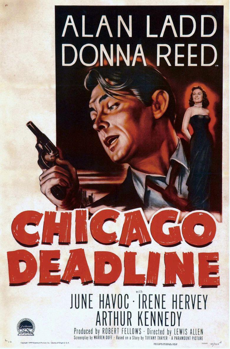 Chicago Deadline movie poster