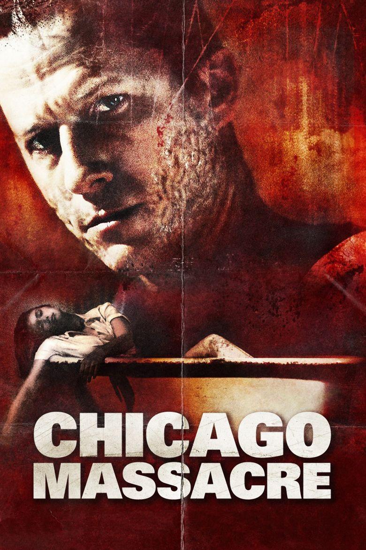 Chicago Massacre: Richard Speck movie poster