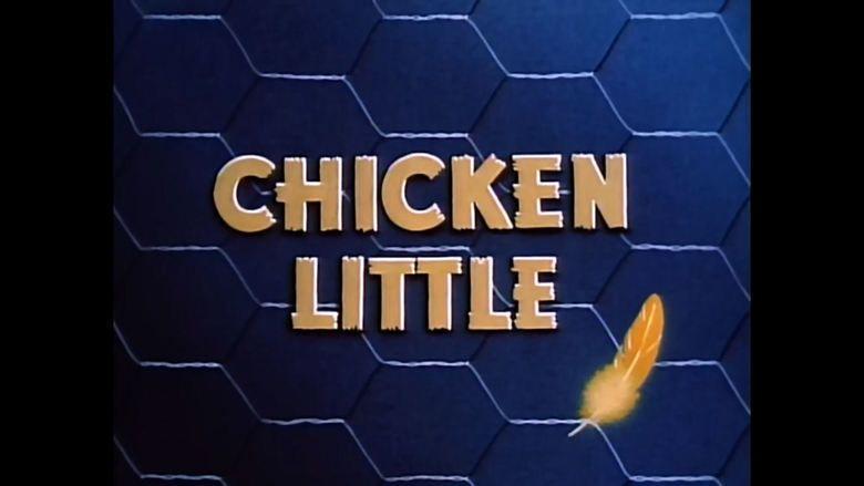 Chicken Little (1943 film) movie scenes