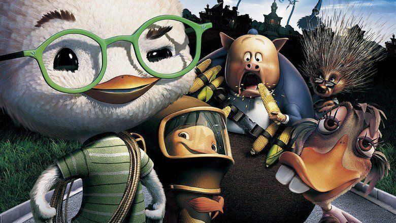 Chicken Little 2005 Film Alchetron The Free Social Encyclopedia