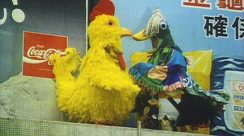 Chicken and Duck Talk movie scenes