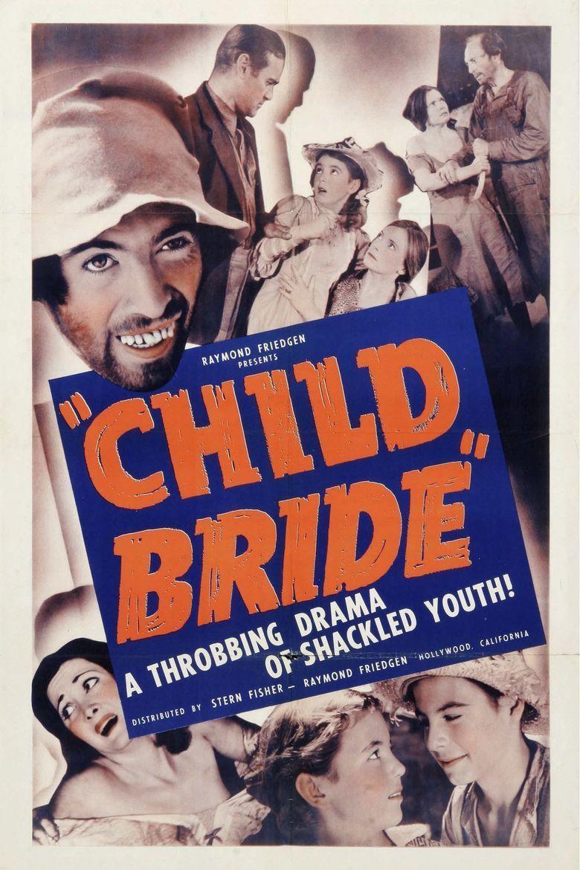 Child Bride movie poster