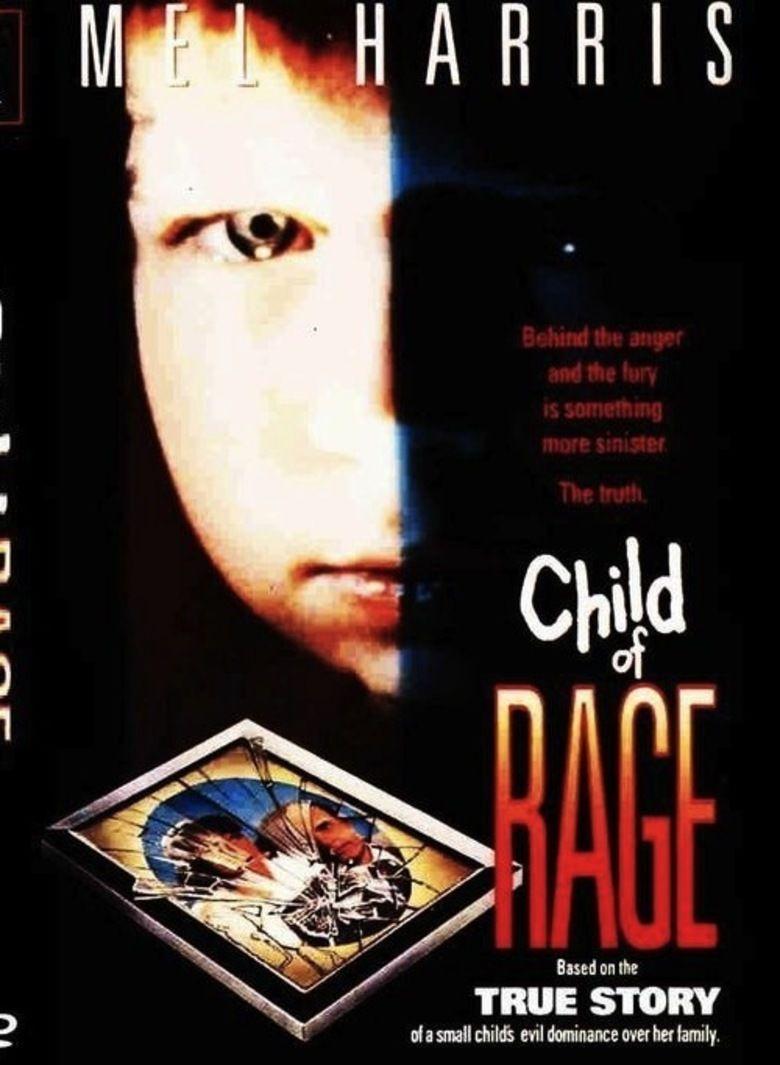 Child of Rage movie poster
