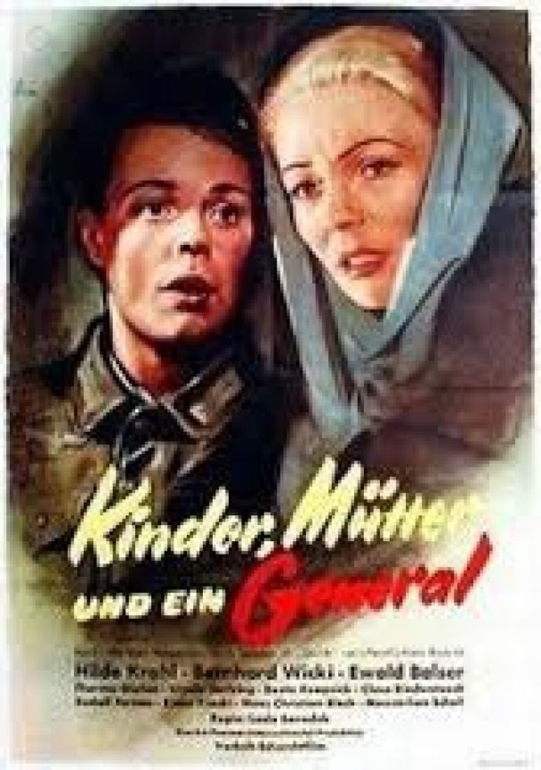 Children, Mother, and the General movie poster