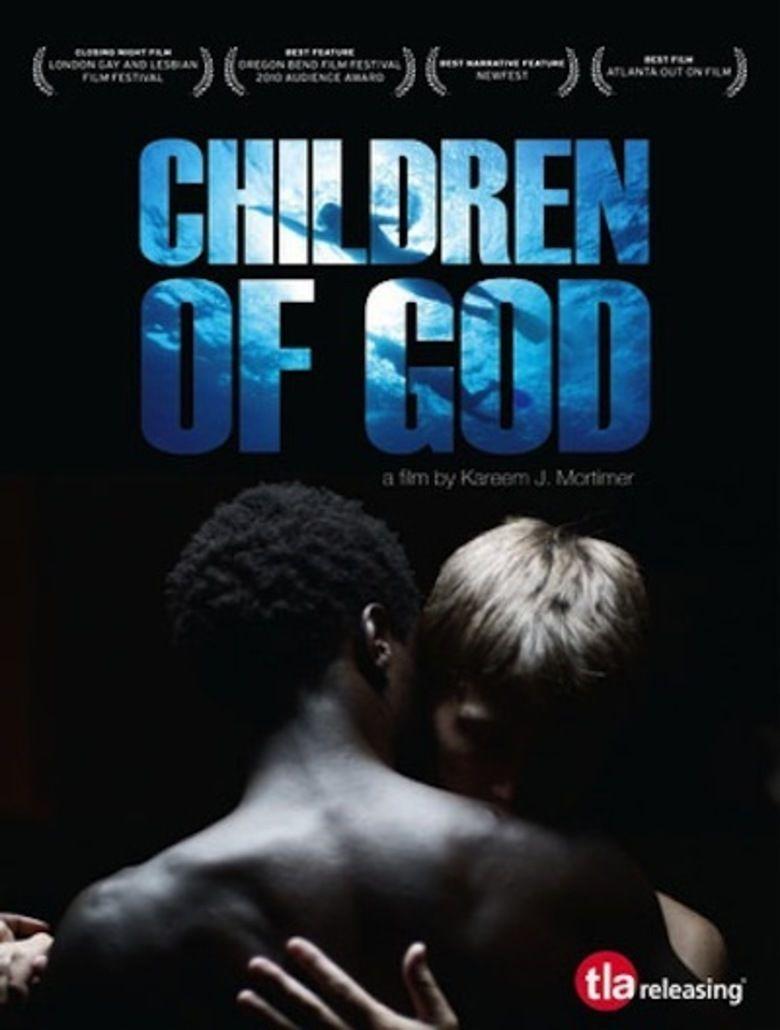 Children of God (film) movie poster