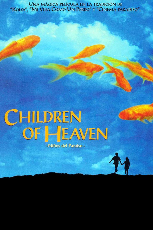 Children of Heaven movie poster