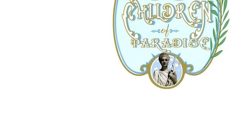 Children of Paradise movie scenes
