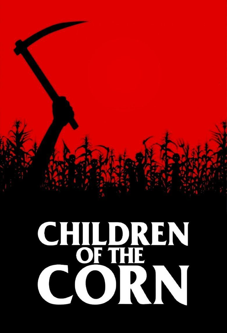 Children of the Corn (1984 film) movie poster