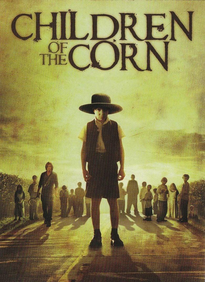 Children of the Corn (2009 film) movie poster