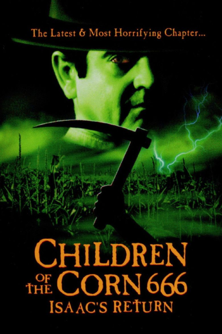 Children of the Corn 666: Isaacs Return movie poster