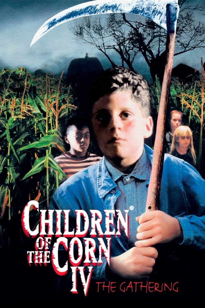 Children of the Corn IV: The Gathering movie poster