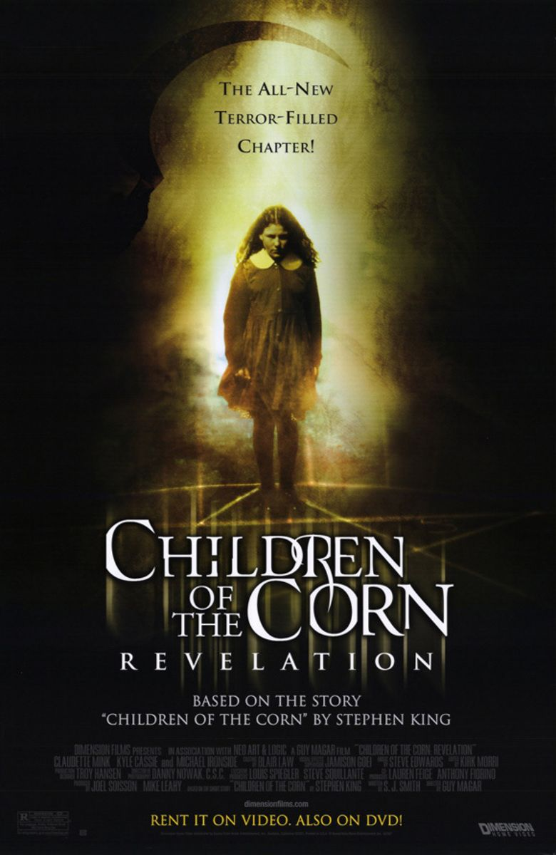 Children of the Corn: Revelation movie poster
