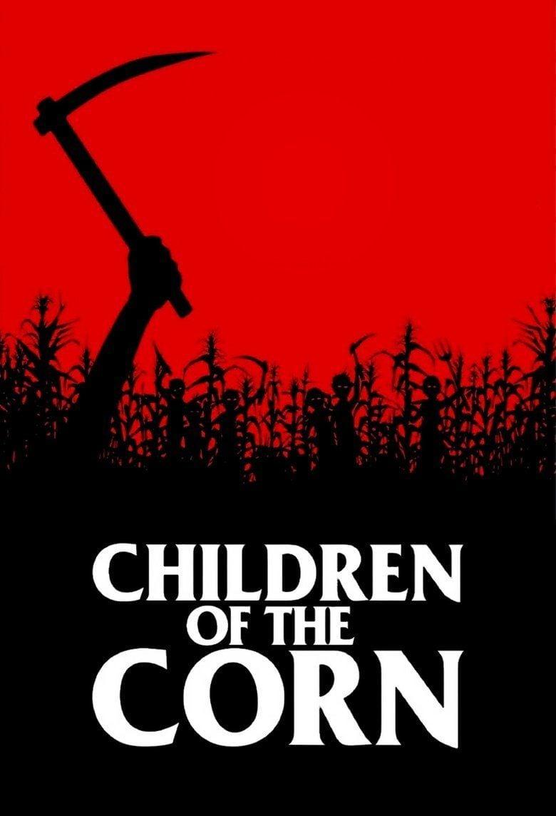 Children of the Corn (film series) movie poster