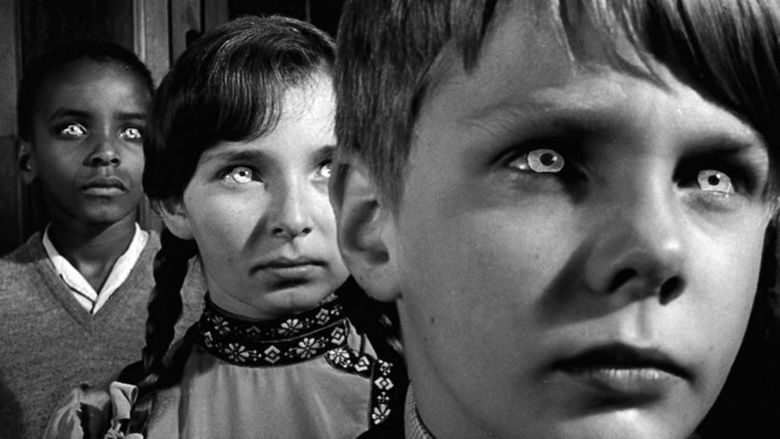 Children of the Damned movie scenes