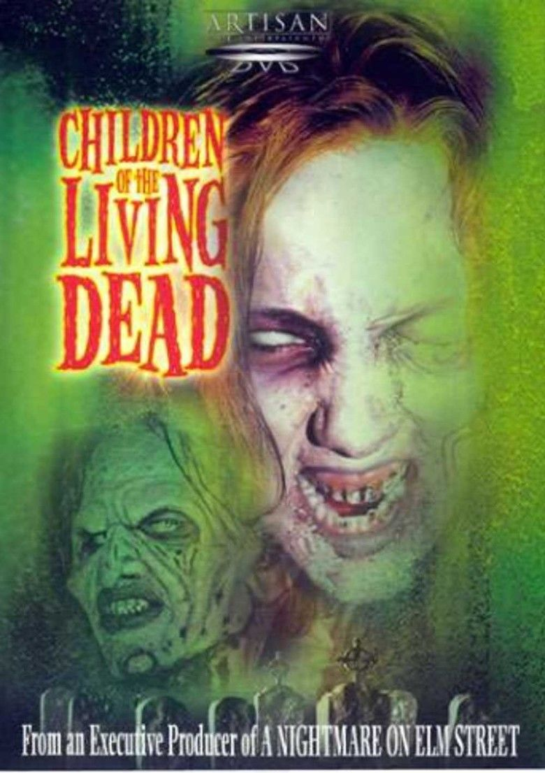 Children of the Living Dead movie poster