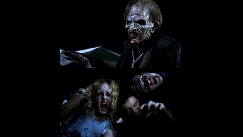 Children of the Living Dead movie scenes