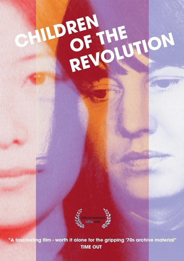 Children of the Revolution (2010 film) movie poster
