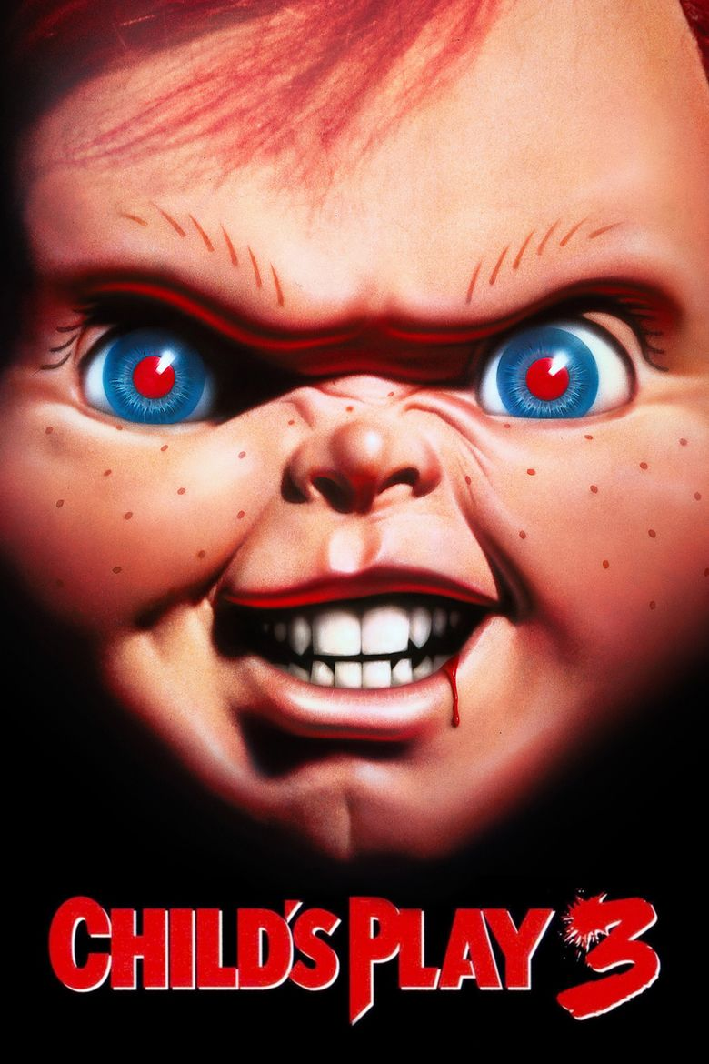 Childs Play 3 movie poster
