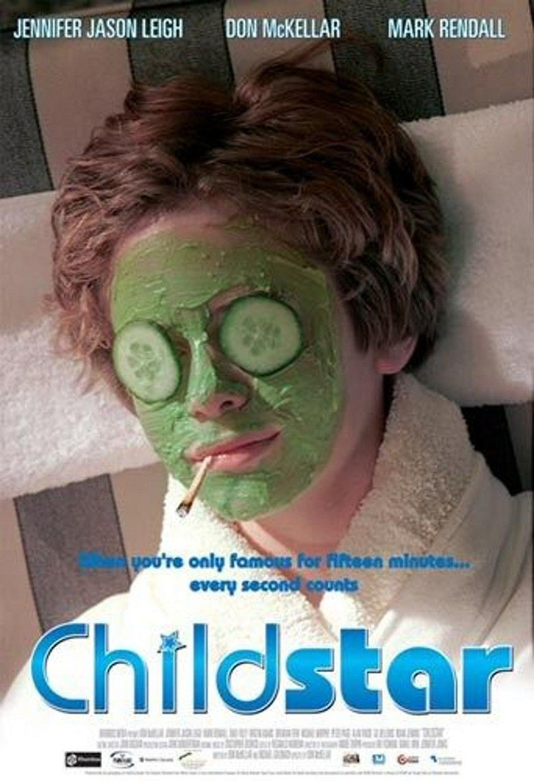 Childstar movie poster