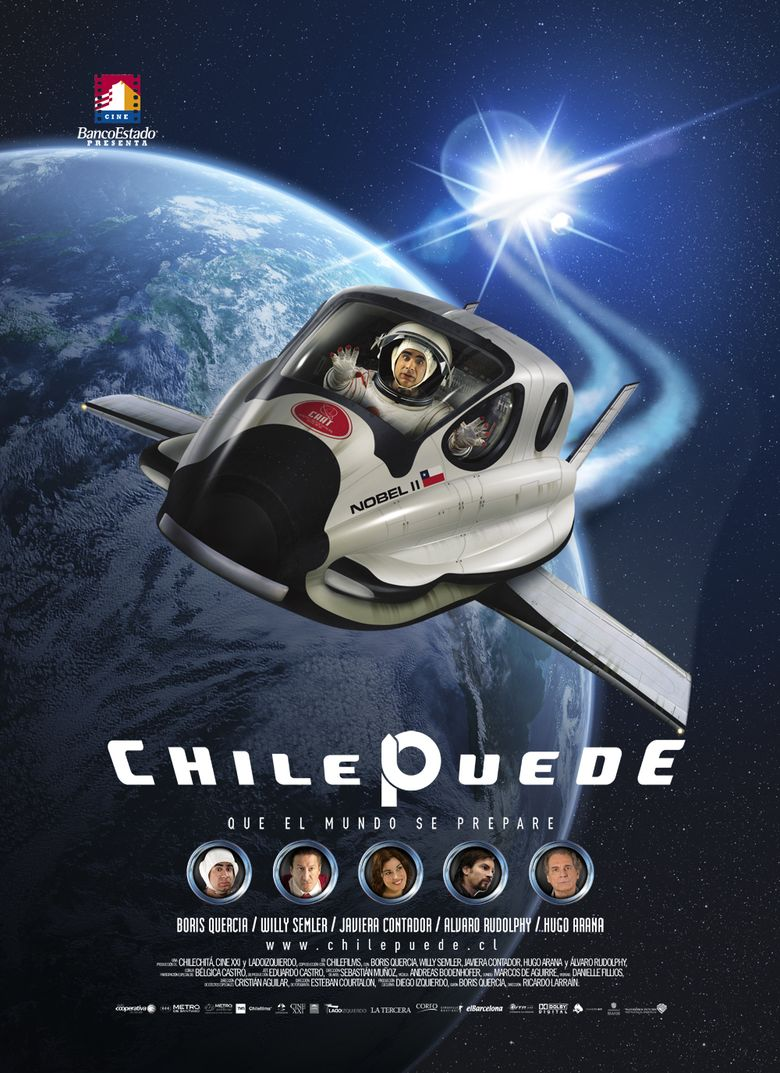Chile puede movie poster
