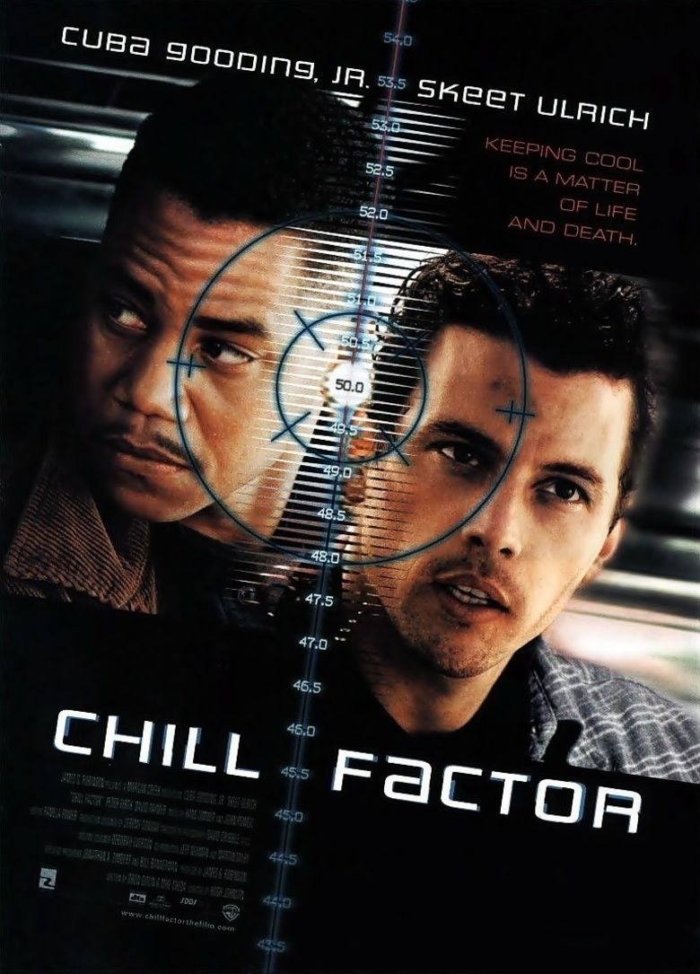 Chill Factor (film) movie poster