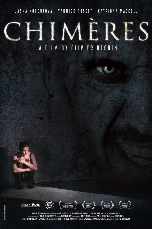 Chimeres (film) movie poster