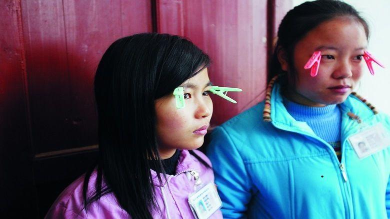 China Blue movie scenes