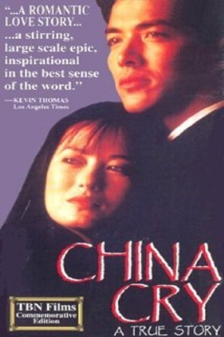 China Cry movie poster