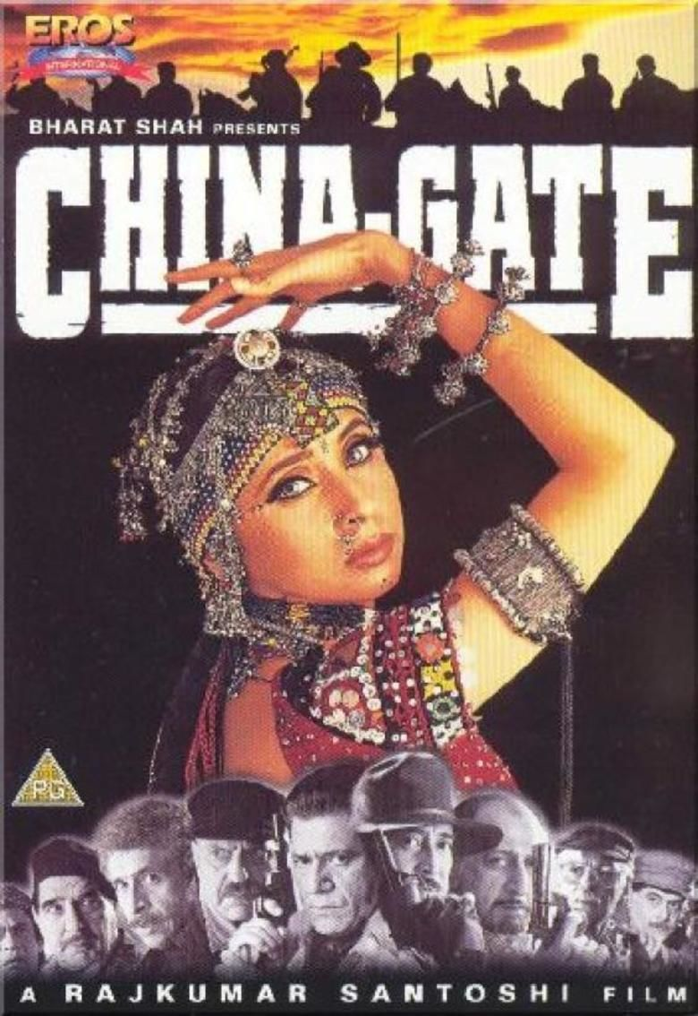 China Gate (1998 film) movie poster
