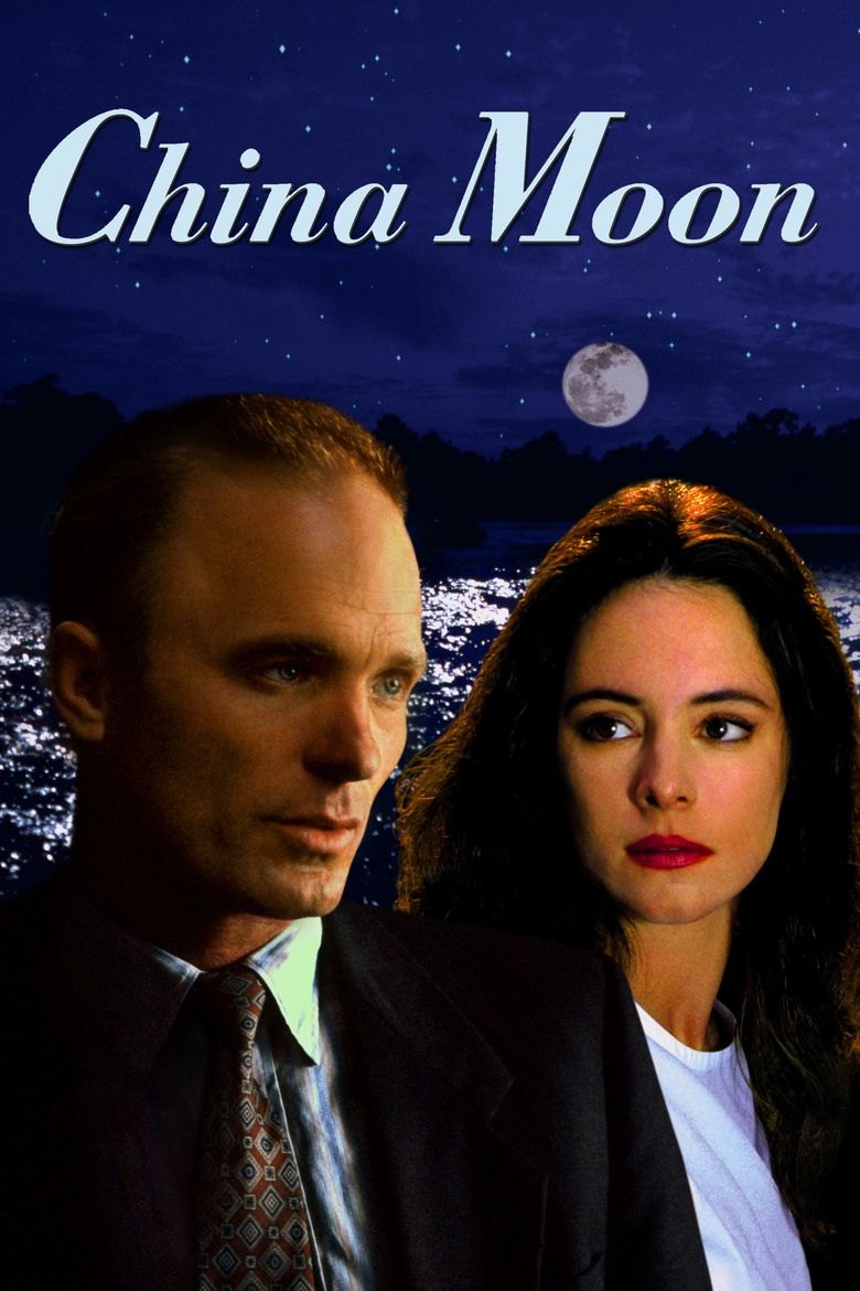 China Moon movie poster