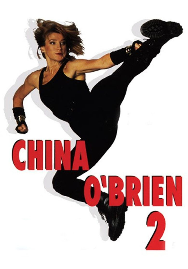 China OBrien II movie poster