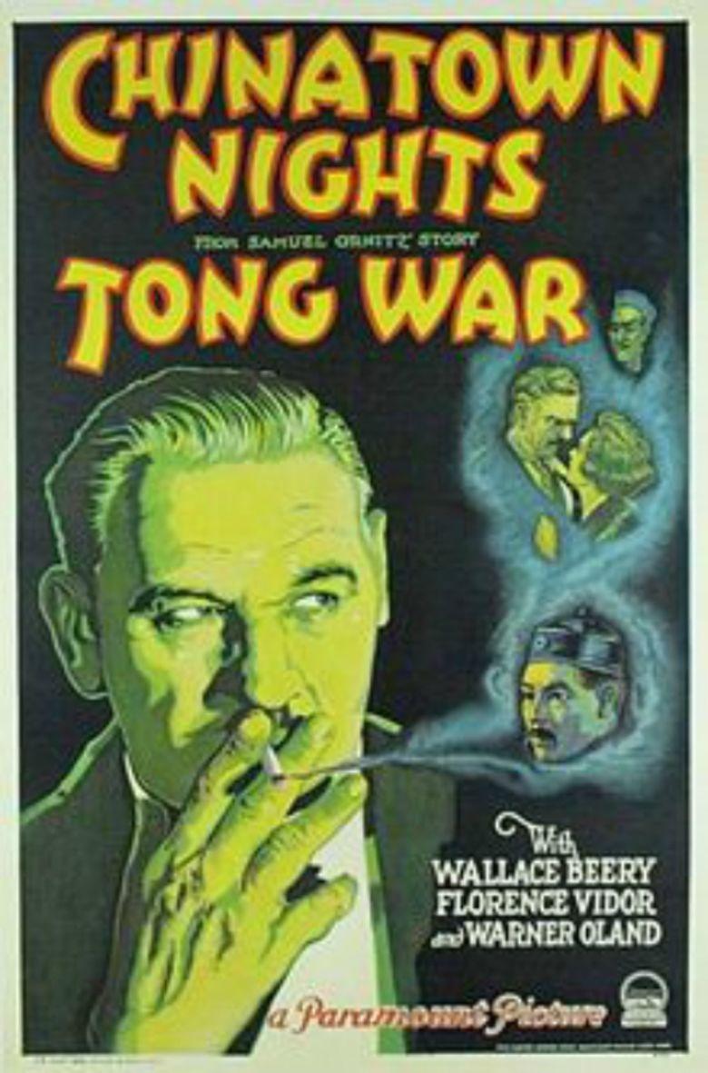 Chinatown Nights (1929 film) movie poster