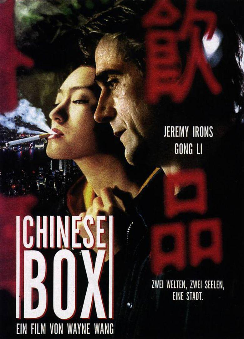 Chinese Box movie poster