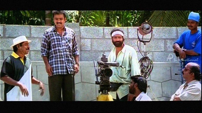 Chinthavishtayaya Shyamala movie scenes