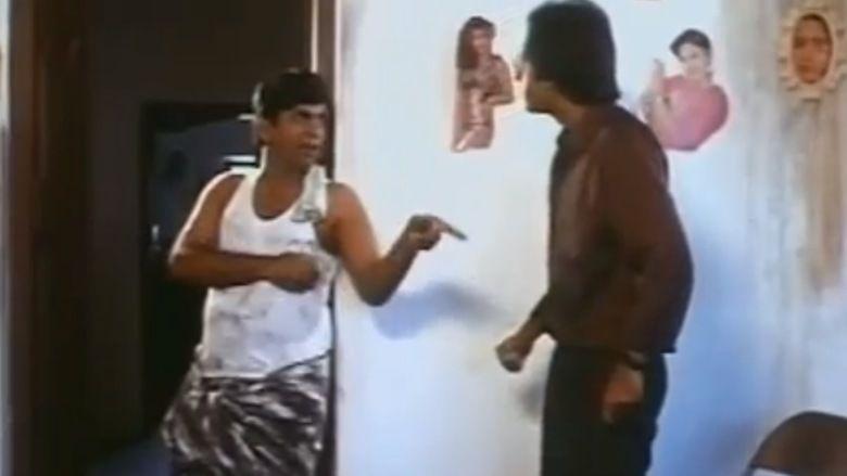 Chitram Bhalare Vichitram movie scenes