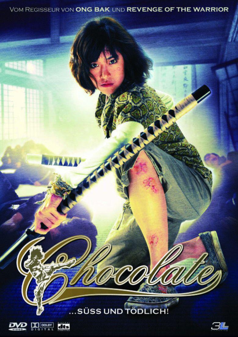 Chocolate (2008 film) movie poster